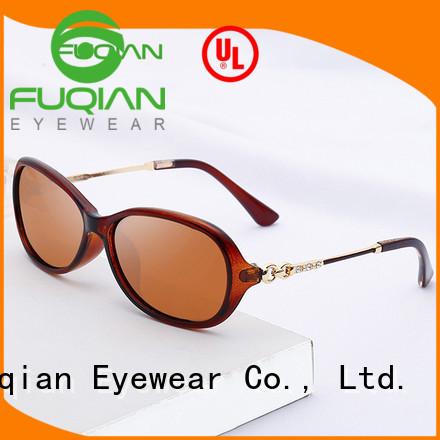 Fuqian Wholesale how to polarize sunglasses customized