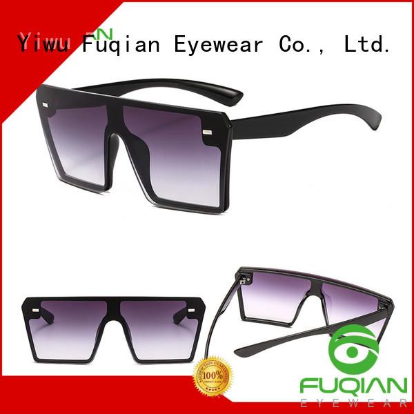 Fuqian designer sunglasses wholesale factory for sport