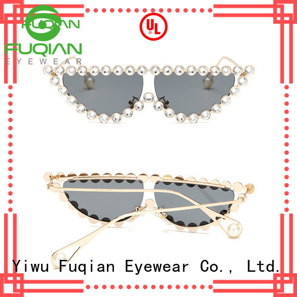 Fuqian lady how to polarize sunglasses Supply for sport