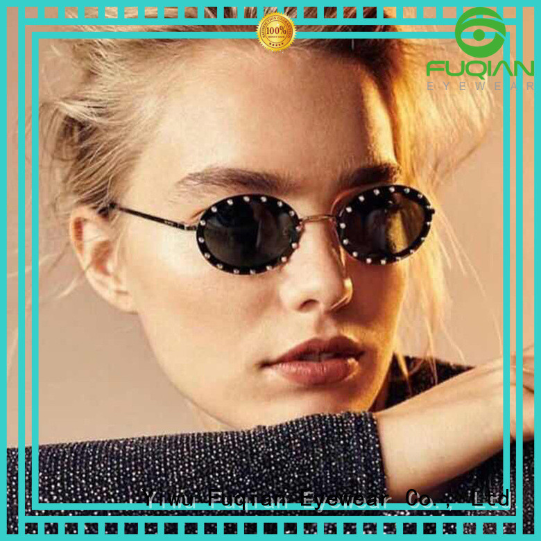 Fuqian free sunglasses ask online for sport