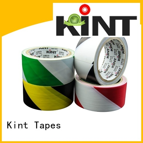 Kint marking court tape factory for capacitors