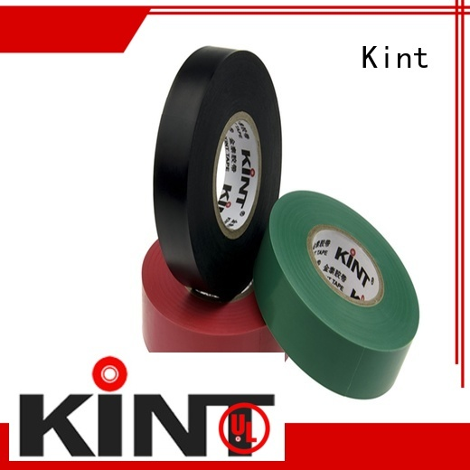 Kint electrical insulation tape for business for electrical insulating application