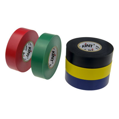High Quality Black PVC electrical tape log rolls