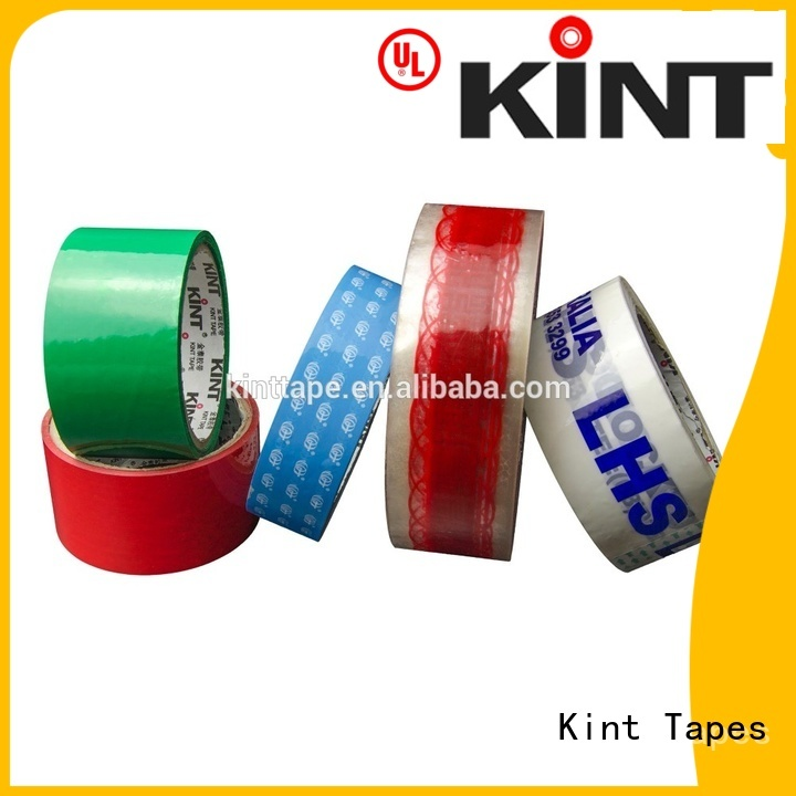 Kint Latest wide clear packing tape company for powder spraying