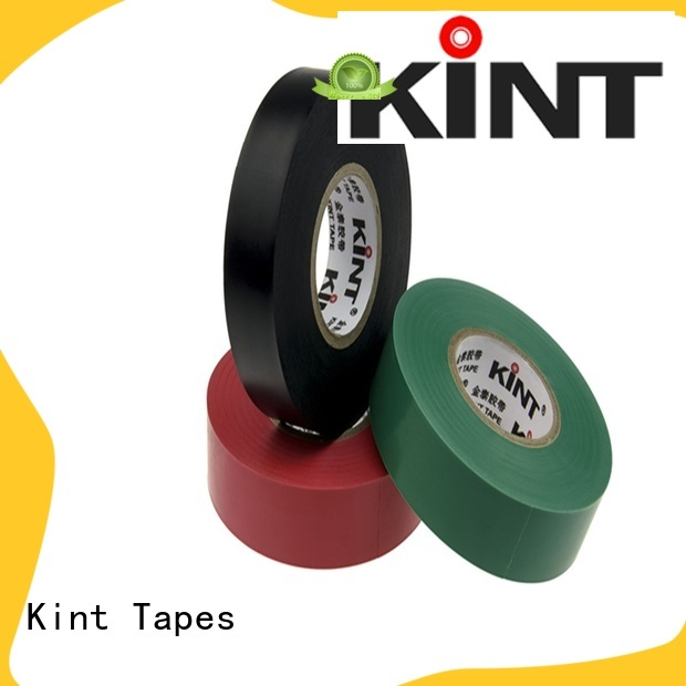 Kint Custom pvc electrical tape Suppliers for electrical insulating application