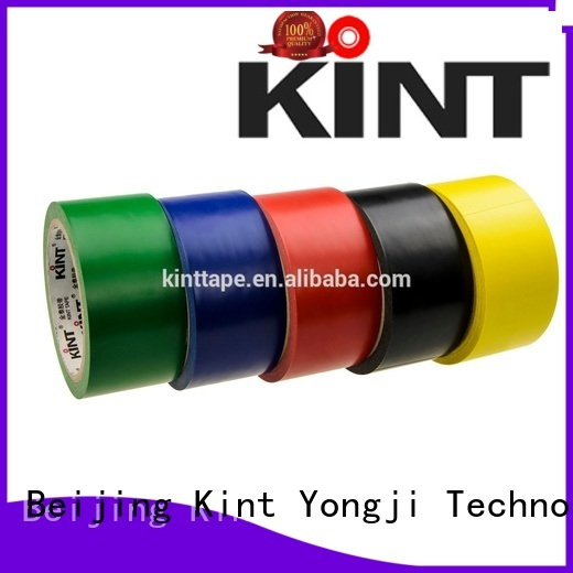 Kint Top tape for concrete floors Supply for capacitors