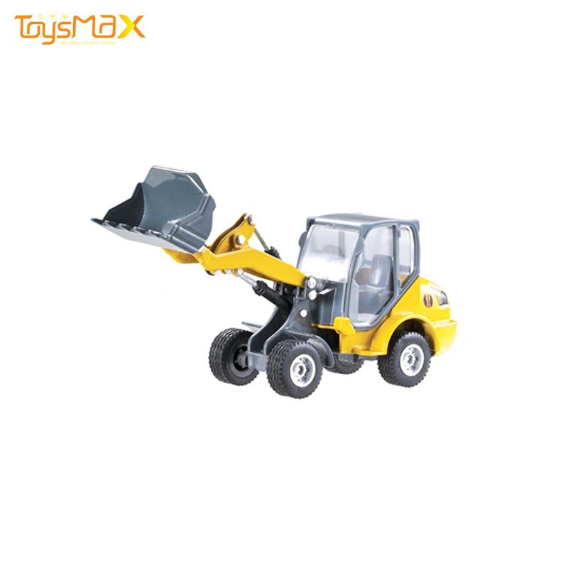 Children Toy Engineering Vehicle Alloy Forklift Truck Diecast Toys