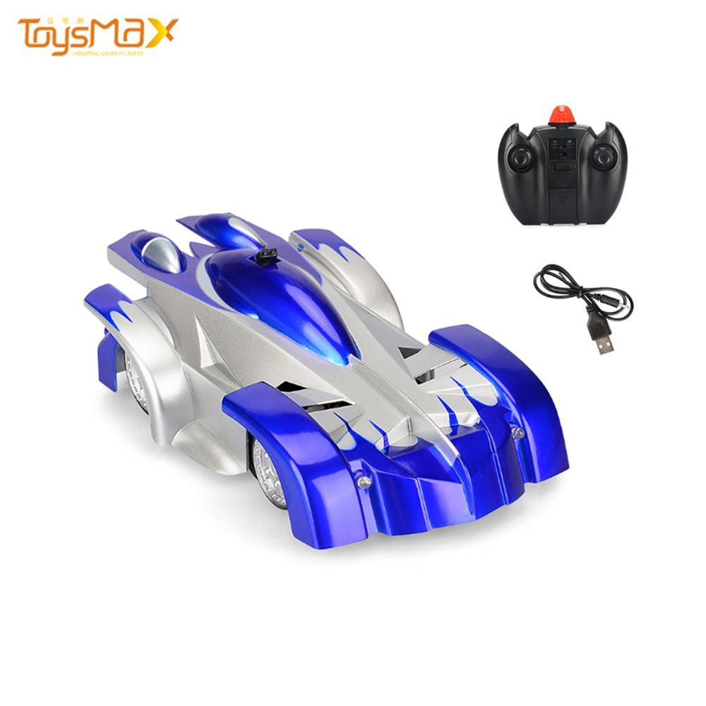Led Light Stunt Toys  Rc Remote Control Wall Climbing Car For Sales