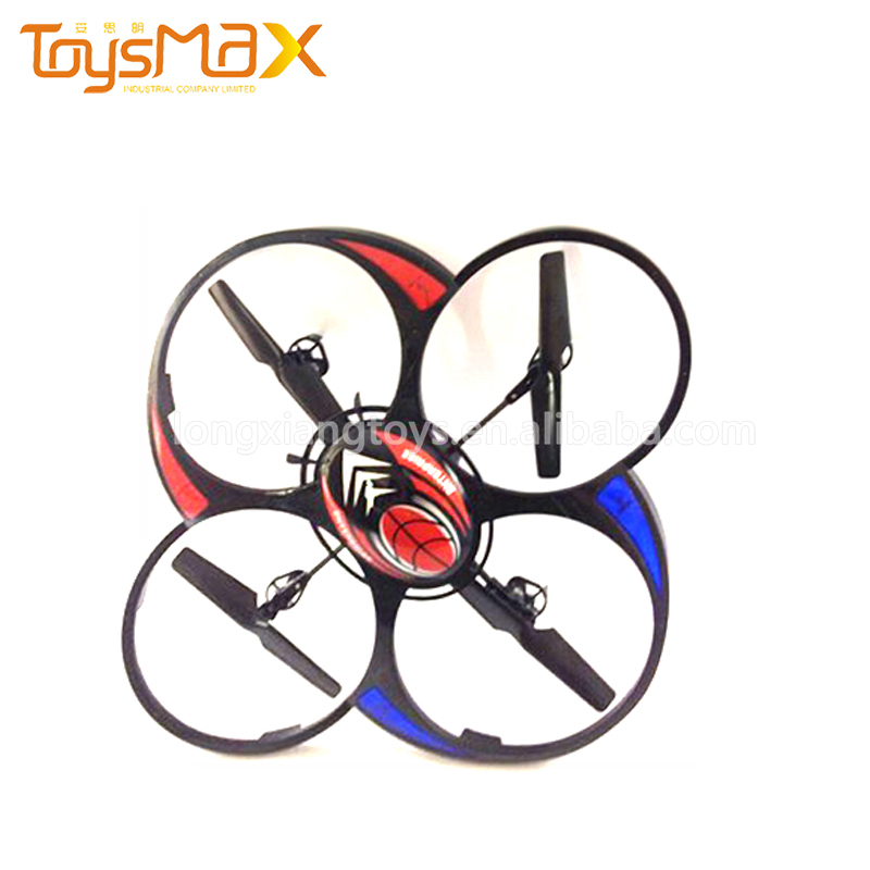 Factory price 4 Axis 2.4G RC Quadcopter Camera, aircraft drones professional unmanned aerial vehicle (uav)