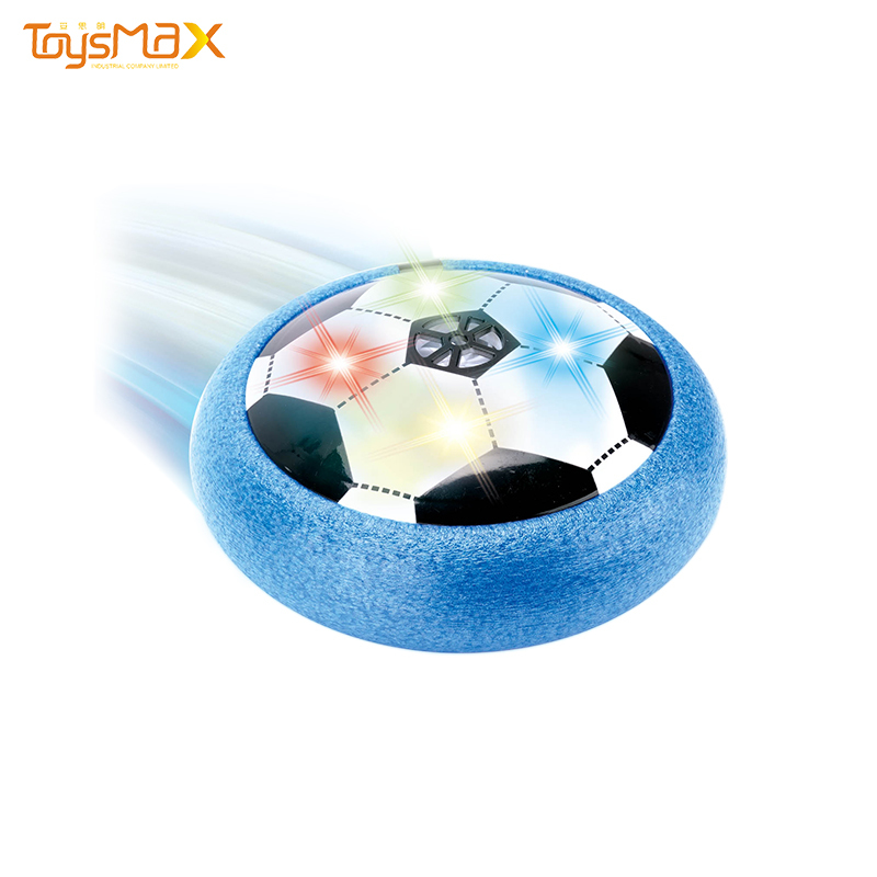 Hot Selling Wholesale kids 15cm Hover Soccer football toys with light