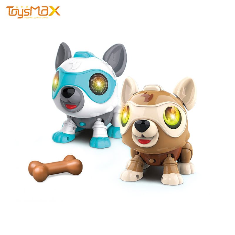 2021 New Arrivals Learning Toys Voice Control Cute Robot Multifuntion Pet Toys Dog