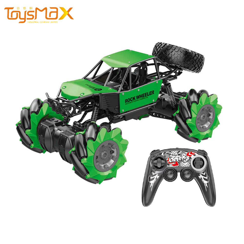 Amazon Hot sale 1/8 2.4GHz 4WD Full Direction Side High Speed Alloy RC Drift Car