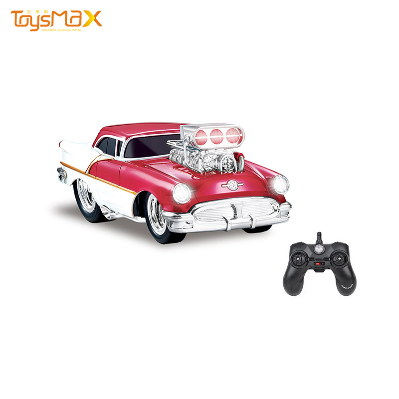 2020 New arrival 2.4GHz 1:16 six-channel R/C muscle car