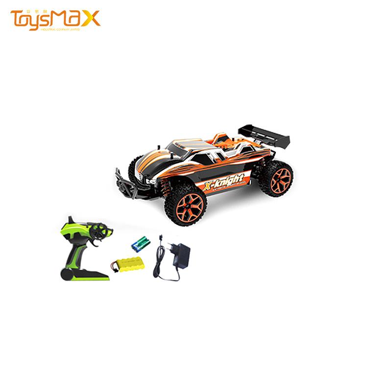 Toy Educational High Speed  Electric Car Radio Control Toys 1:87 RC Car