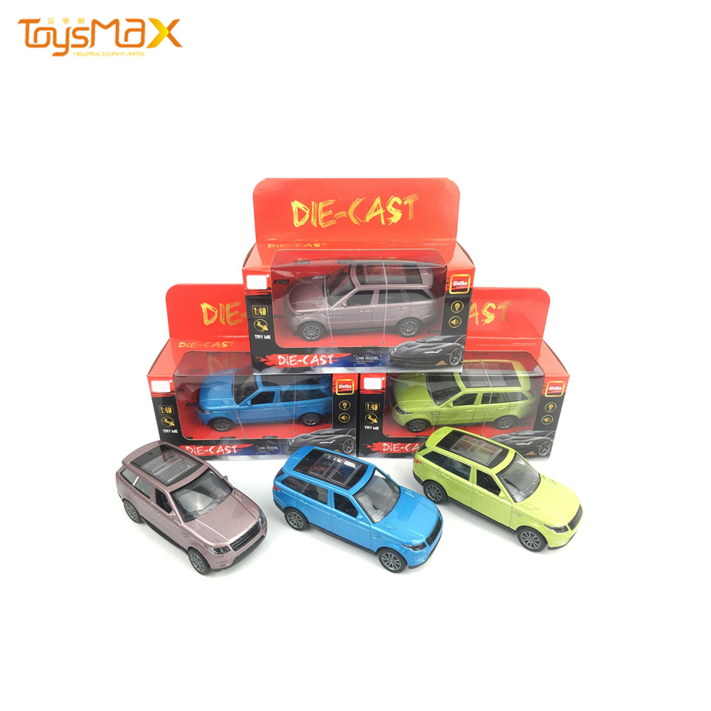 1:36 Alloy  Models Car  Diecast Toys Children Education Car Toy For Gift With Light Music