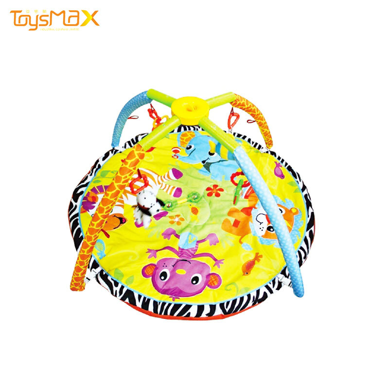 Folding Retractables Soft and Plush Baby Blanket Toys with Certificate