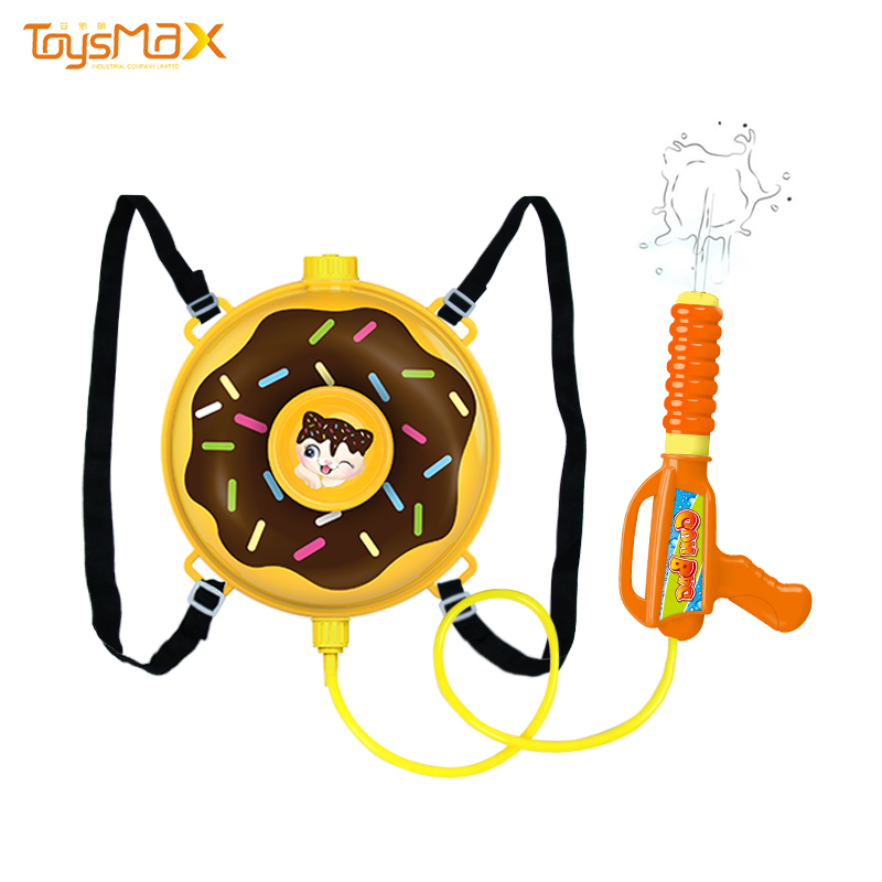 New deisgn kids summer outdoor toys funnny backpack water pistols