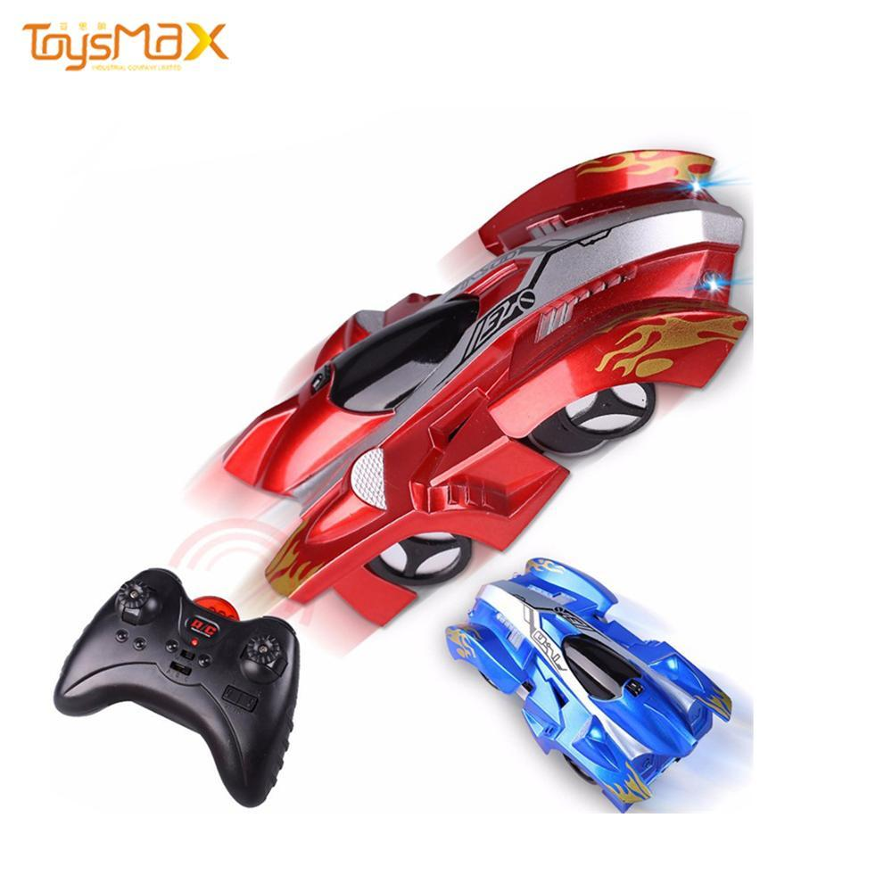 China Manufacturer Wall Climbing RC Car Toys For Kids