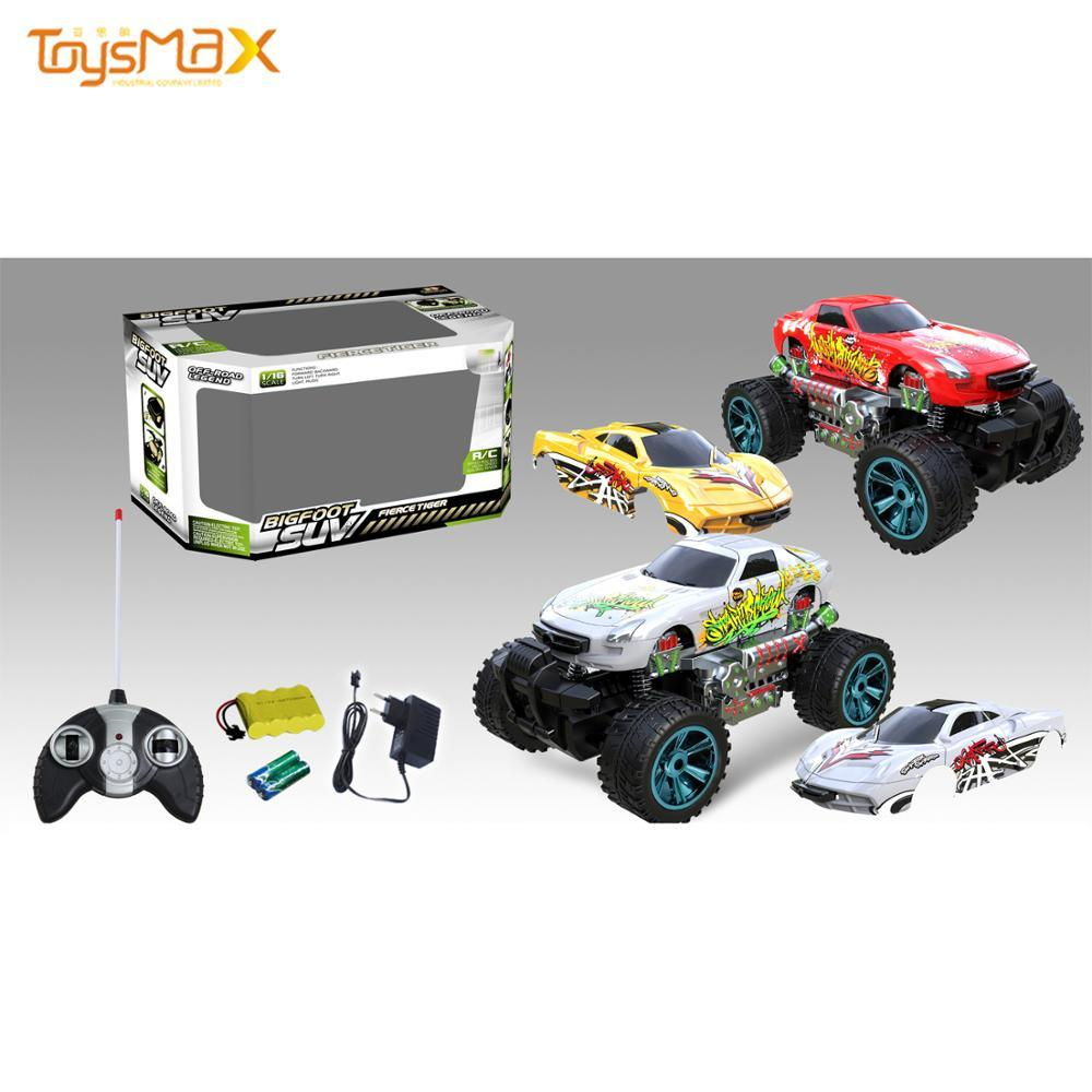 Newest Product Waterproof Children'S Remote Control Petrol Cars For Sale