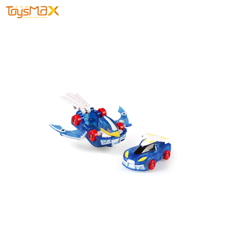 China Manufacturer Wholesale Transform Toys Transformable Robot Toy For Kids
