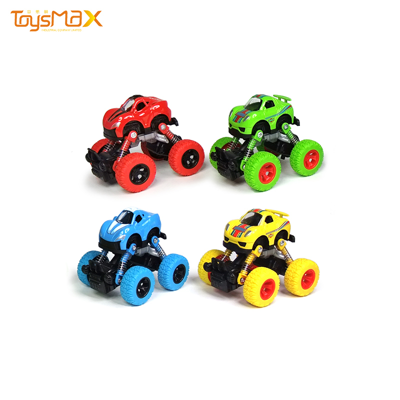 China Promotional pull back big wheels  alloy toys die cast toys cars for kids