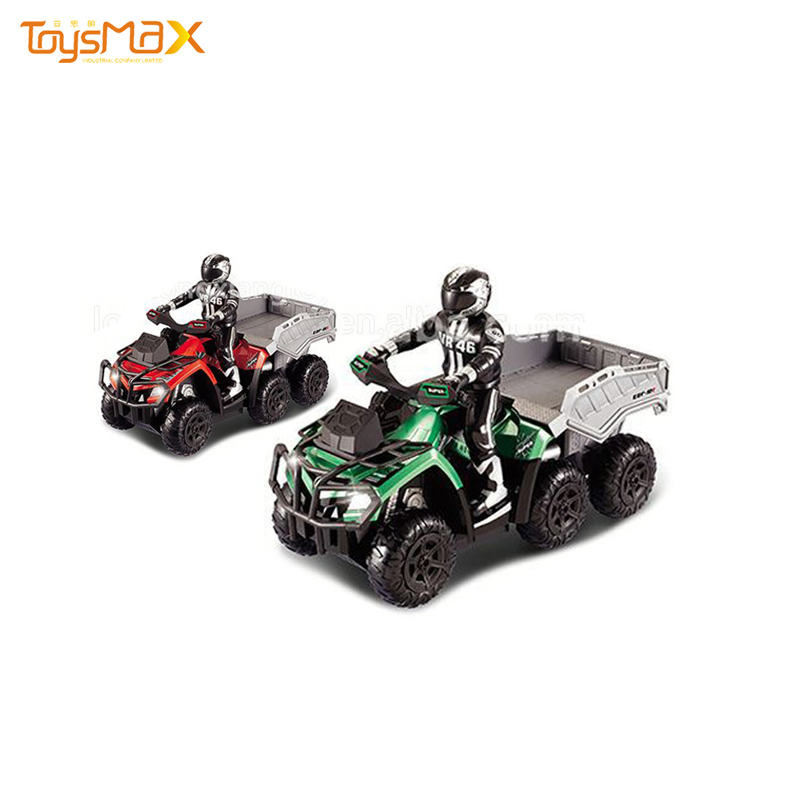 New Products 4Channel Electric Wireless 1/10 Motorcycle