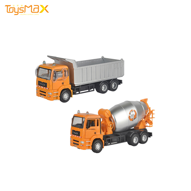Hot Selling Super High Quality  Alloy Tanker Toy Custom Diecast Model Truck