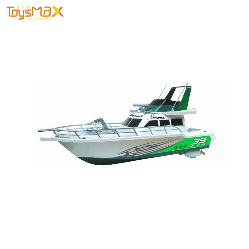 6 Channel Simulation remote control ship speed boat