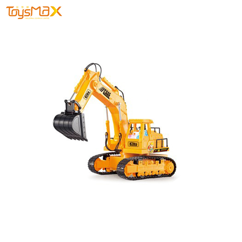 1:24 5 Channel Engineering Mini Remote Control Excavator For Sale