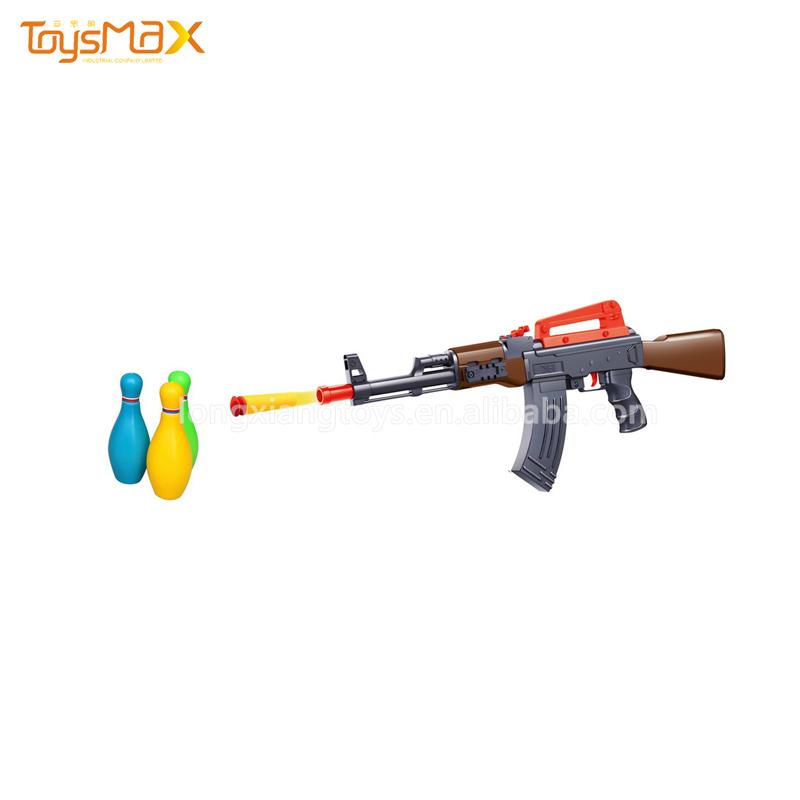 Best sales black funny water and soft bullet gel water ball gun
