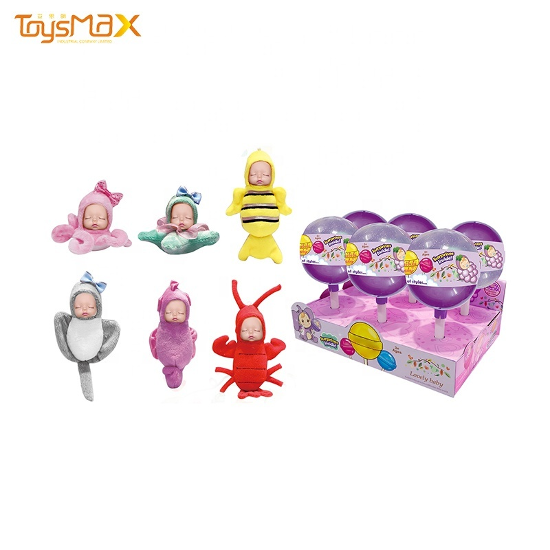 Wholesale Surprise lovely toys infauna series lollipop sleeping baby doll