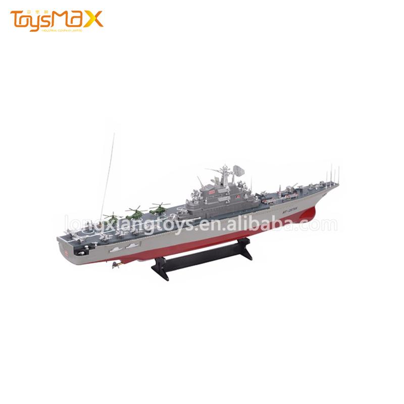 Wholesale Radio Controlled Warships Kids Educational Toy