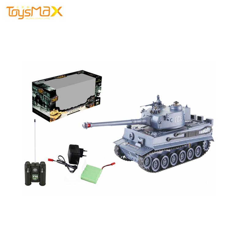 Trending Hot Products Novel Wireless Simulation 40M German Tiger Tank Amphibious Rc