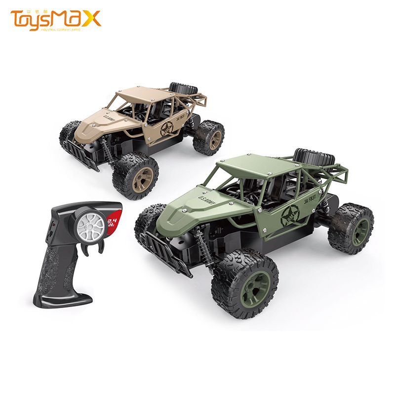 Amazon Best Selling 2.4G 1:18 Remote Control Climbing Toy High Speed Electric Car