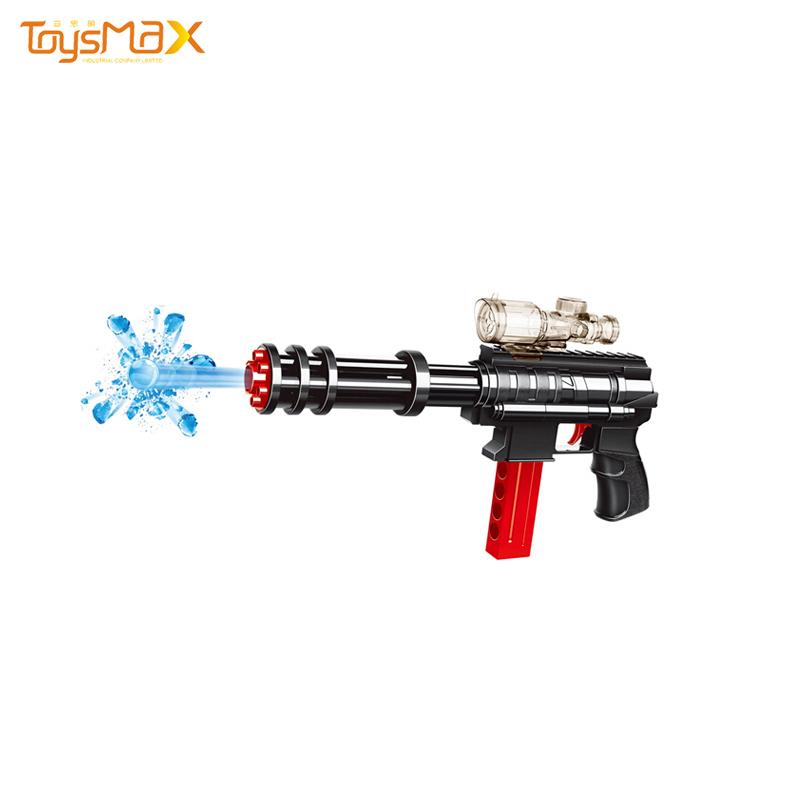 Children Outdoor Toys  Shooting Water Gel Gun  With Soft Water Bullet Air Soft Gun Toy