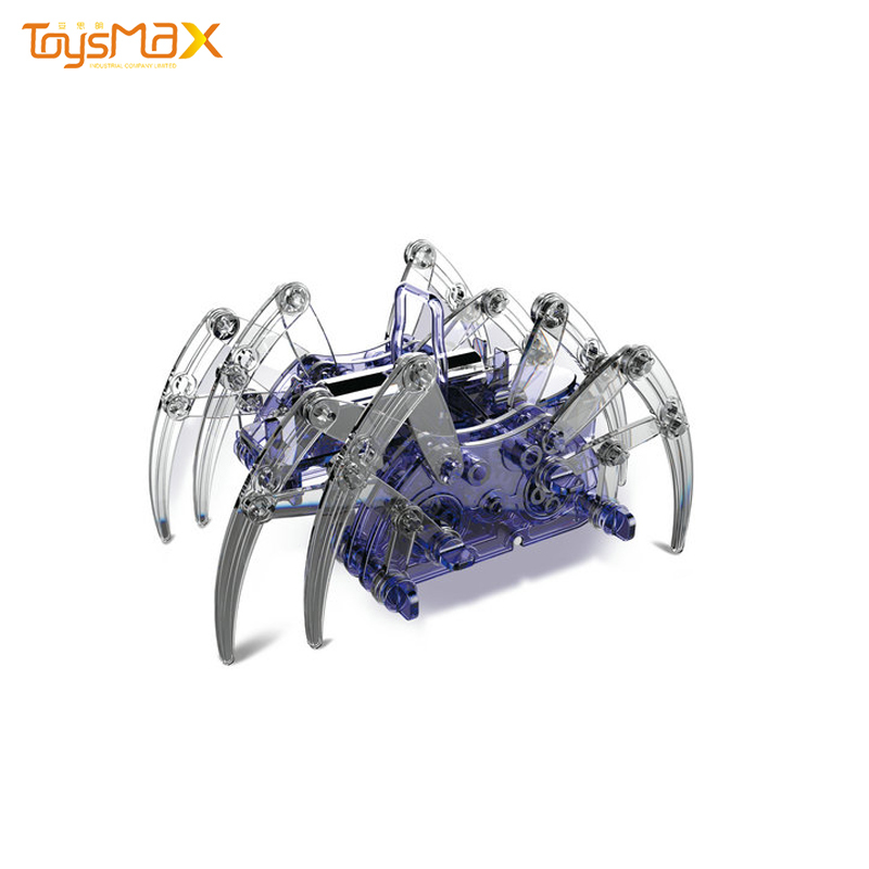 Hot Selling Educational Electric Machine RC Spider School Science Kit