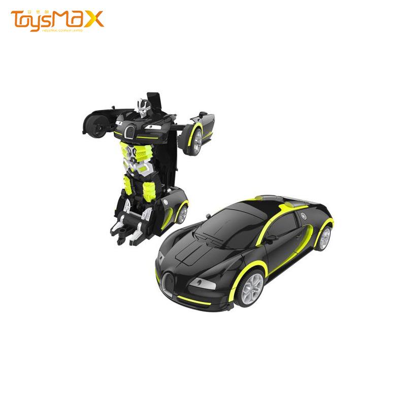 Radio Control Toys RC Car Transform Robot Toy Electric Deformation Robot Toy