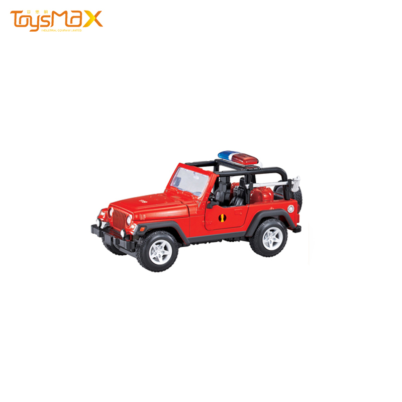 Most Popular Metal Alloy Toys 1:24 Diecast Model Cars with light and sound Jeep Car