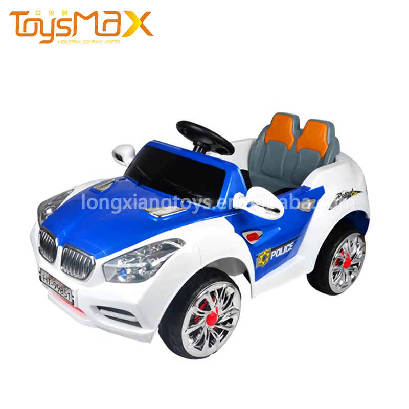 kids ride on remote control battery powered car with certificate