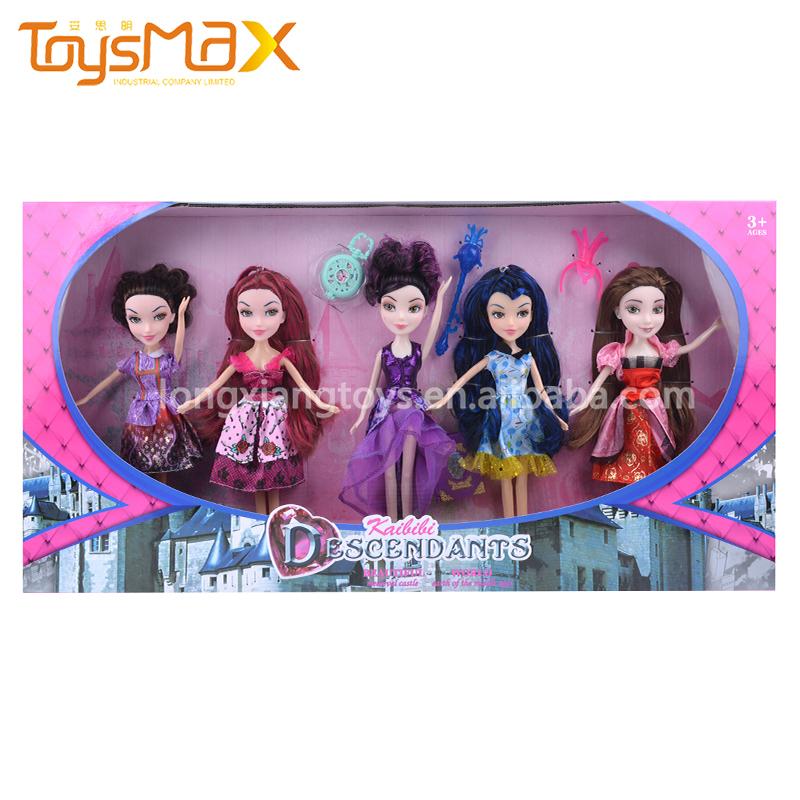 Model Of Geometric Shapes Latest Vinyl Lovely Customs Fashion Dolls 2.5 Inch