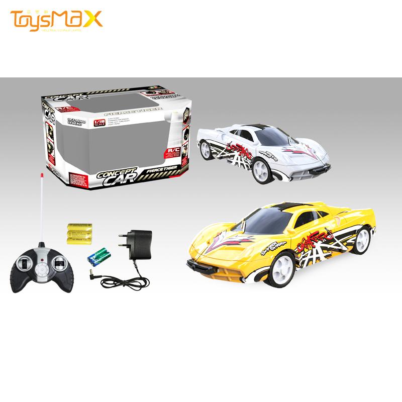 Shantou Factory  Rc Car  1 18 Graffiti Model Car  Radio Control Toys