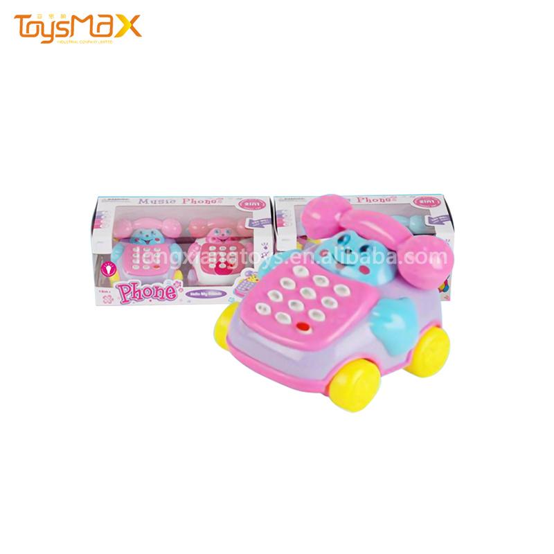 Kids Cartoon Musical Fancy Toy Telephones