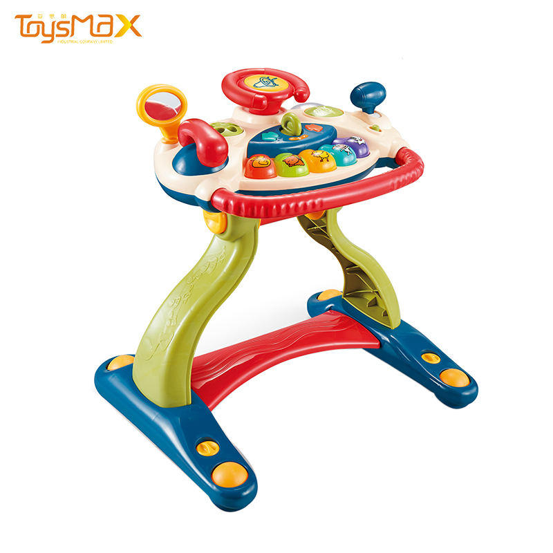 Amazon best selling Multi-function 3 in 1 baby walker 2020 with music and light