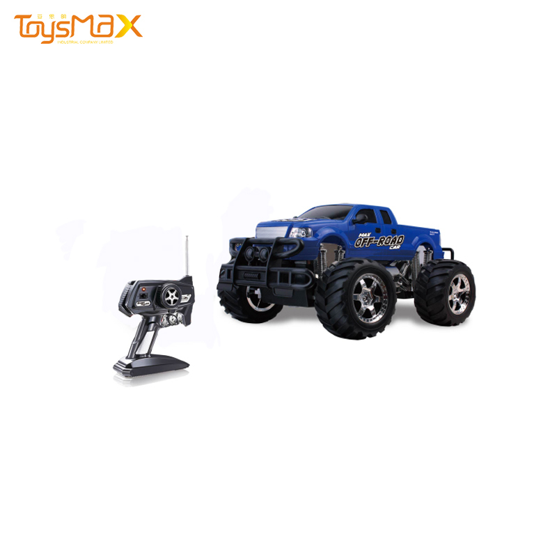 Best selling 1:10 scale 4 channel rechargeable off-road 1/10 nitro rc car factory with back lights
