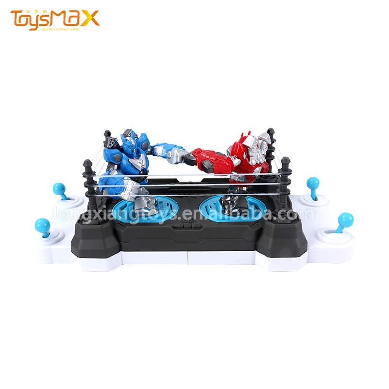 Wholesale Boys Toy Racing  Boxing and Fighting Competitive Toys Manual  Edition Robot Toy