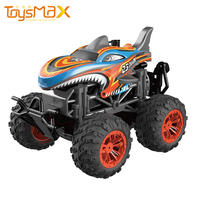 4WD 360 Degree Rotation Stunt Cars Remote Control Toys RC Car With Lighting Music Spary Effects