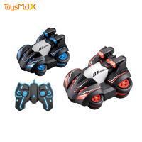 New hot products plastic remote control 360 degree spin stunt toys car