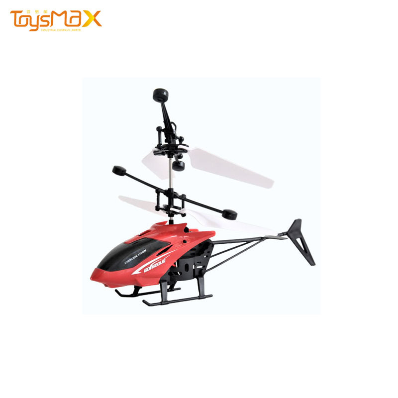 Hot Sell Infrared Flying Induction  Helicopter  Cartoon For Kids
