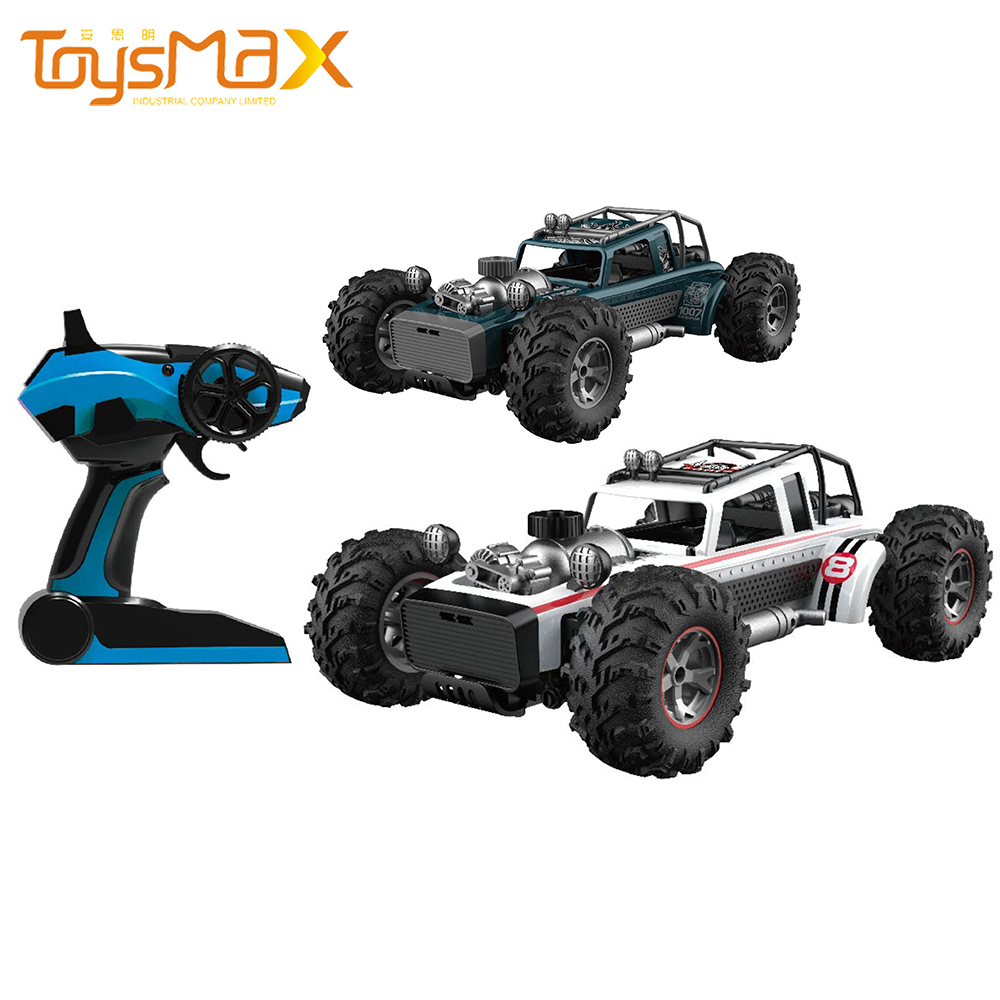 2021 New Arrival Max Speed 20km/h 1/12 2.4Ghz 4wd Cross Countr Spray High Speed RC Car