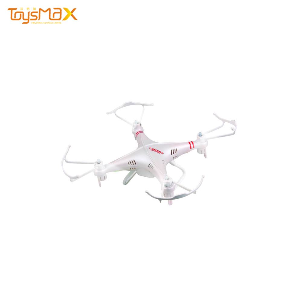 2.4G Rc Quadcopter Drone With HD  Camera LED Lights Toy